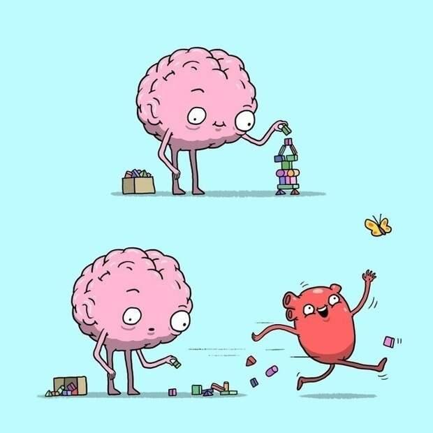 Как работает наш организм