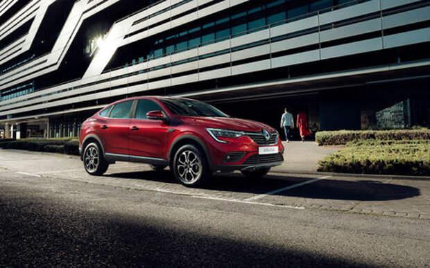 180 минут: так быстро купили первые сто Renault Arkana