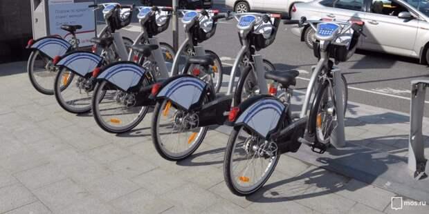 Велопрокат в Левобережном продолжит работать до конца ноября