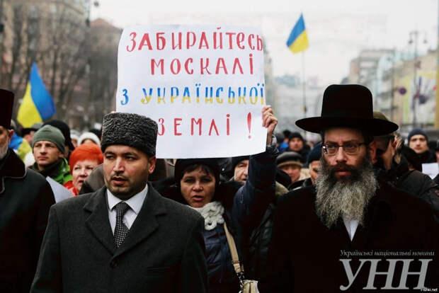 На российском ТВ призвали «жалеть братьев-украинцев»