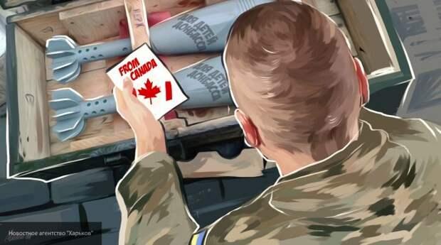 Канадские военные в составе армии Украины: кто воюет с Донбассом на стороне ВСУ