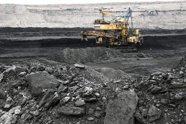 России хватит угля еще на 100 лет