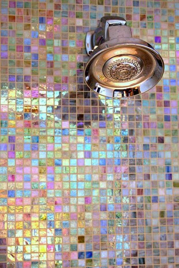 Радужная мозаика