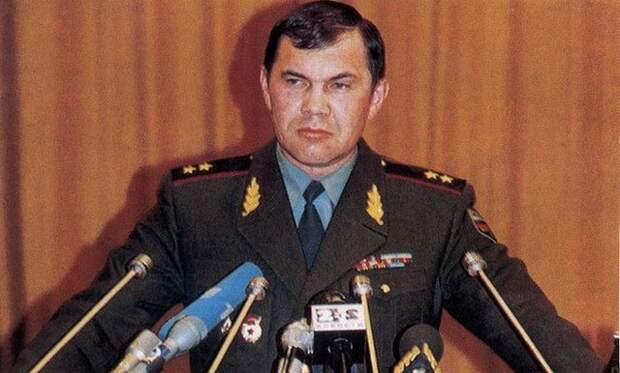 «Российский легион»: кто не дал Александру Лебедю создать самое мощное спецподразделение