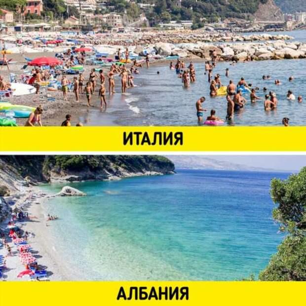 20+ фактов об Албании, чьи жители говорят на чудном языке, а шикарные виды дадут фору всем курортам мира