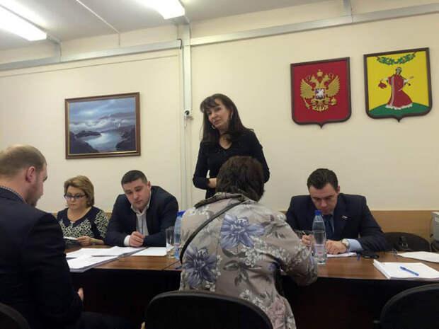 Фото: официальный сайт Совета депутатов и администрации муниципального округа Марьиной рощи