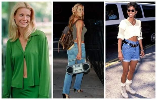 12 модных трендов из 90‑х, которые вы скоро увидите повсюду