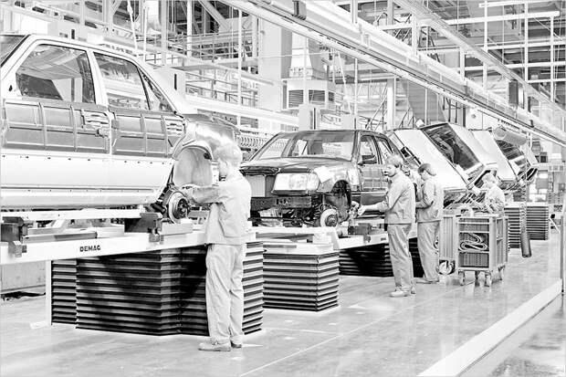 Моя история владения машинами Mercedes 1993-1998 гг.