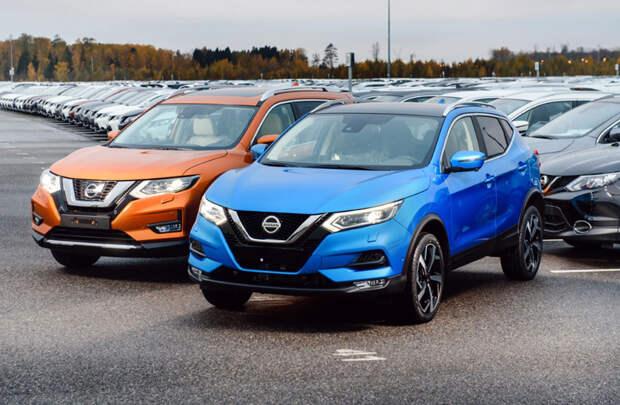 Чем отличаются новые Nissan Qashqai и Nissan X-Trail