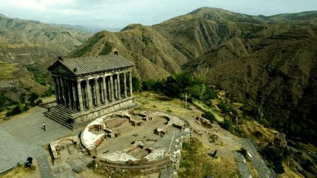 Отпуск в Армении: местный «Сникерс», Армянское море и коньячные погреба