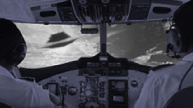 Встречи лётчиков с НЛО и методичка для пилотов