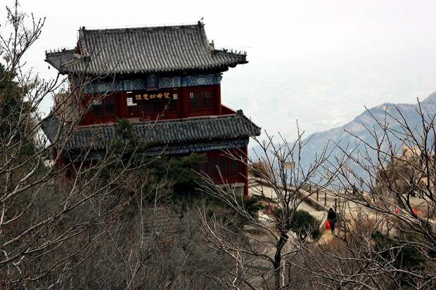 MountTai08 Тайшань. Гора Восхода