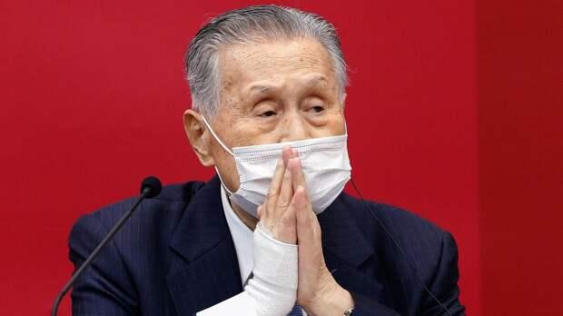 Главу оргкомитета «Токио-2020» обвинили в сексизме. Петиция с просьбой наказать мужчину собрала 90 тысяч подписей