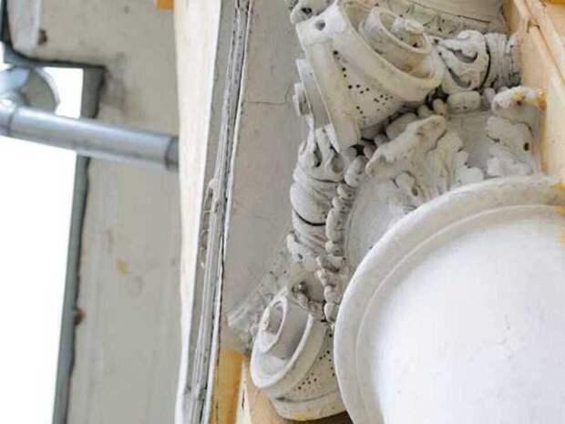 В Москве взяли под охрану фасады и интерьеры одного из сохранившихся памятников допетровской архитектуры
