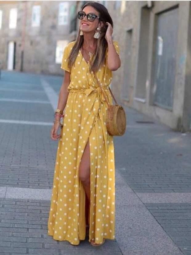 Стиль в жару: что лучше носить, чтобы выглядеть одновременно интересно и прилично