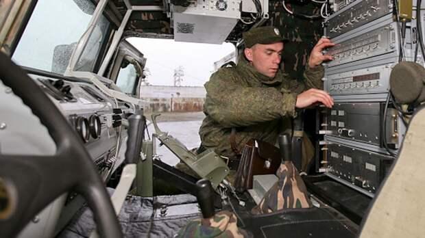 Военнослужащие танковой армии ЗВО отработали перехват БПЛА в ходе учений в Подмосковье