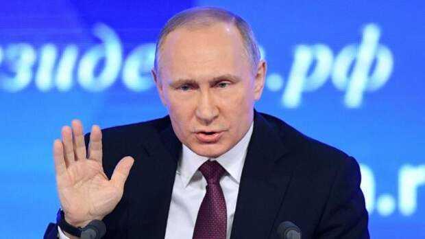 "Путин вызвал олимпийский огонь на себя: ""Я виноват"""