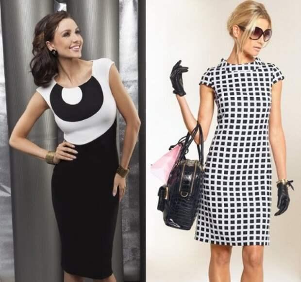 Какие платья подходят женщинам за 40