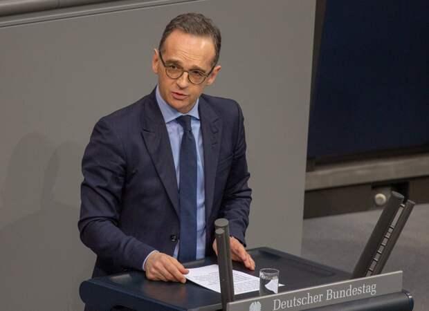 Глава МИД Германии уверен, что «Северный поток — 2» будет достроен