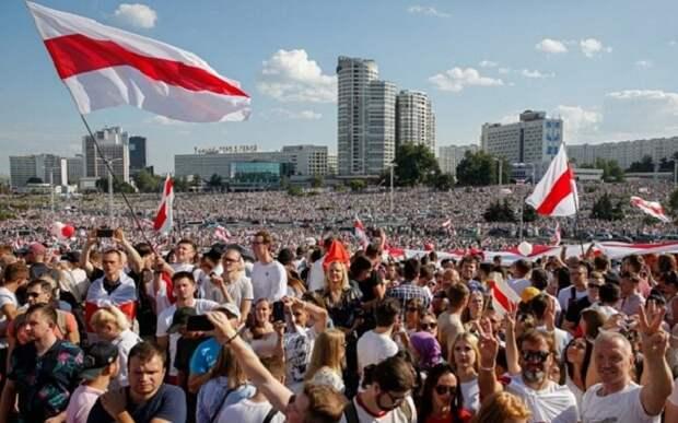 Беларусь очень долго заигрывала с Западом и вот во что все это вылилось (фото из открытых источников)