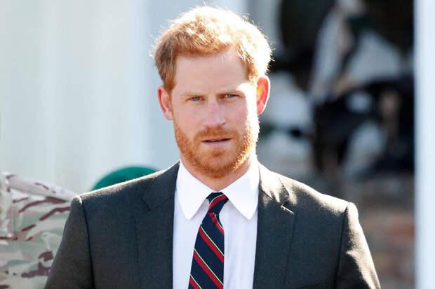 Принц Гарри может отложить возвращение в США к Меган Маркл