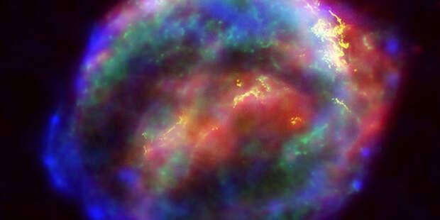 Ученые воссоздали термоядерную реакцию внутри сверхновой звезды