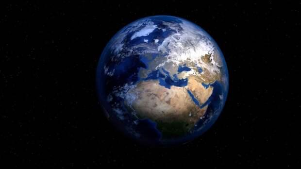 Земное ядро неравномерно увеличивается каждый год