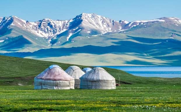 Кыргызстан хочет в Россию
