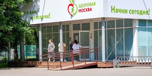 В павильоне «Здоровая Москва» в «Печатниках» перенесших ковид обследуют по новой методике