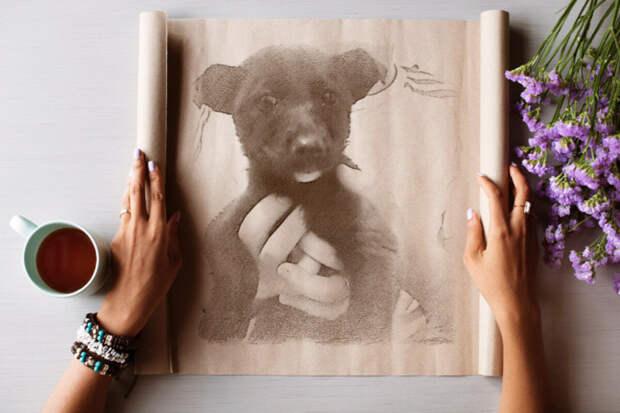 Человек и собака. Одна история, две судьбы