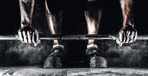 Третий подход к рекордному весу