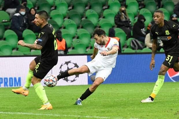 Сафонов: «Матч с «Севильей» — бред какой-то. Игроки «Краснодара» сидели и не могли поверить, что это произошло»