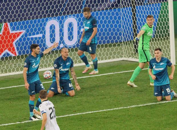 Лимит ограничивает «Зенит»? «Лацио» забивали Ерохин и Дзюба, пенальти привез Барриос, а голы получили из-под Ракицкого и Ловрена. Вот вам «иностранец - лучше нашего»…