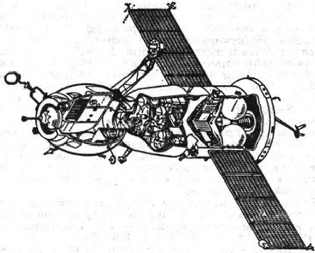 Космический корабль Союз Т