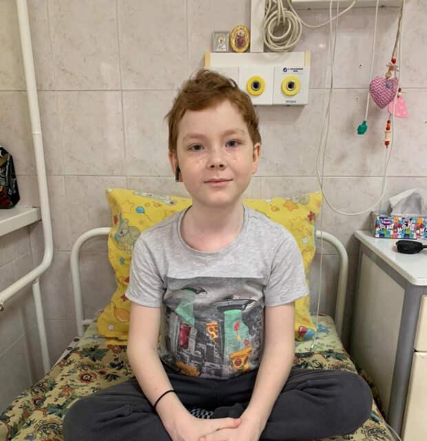 Кирюше Тращенко из Ахтырского нужна ваша помощь!