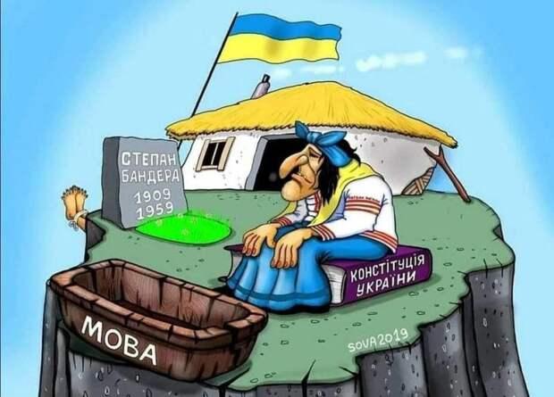 Сан-Марино — не Украина. Потому что всегда была суверенной и не врала себе