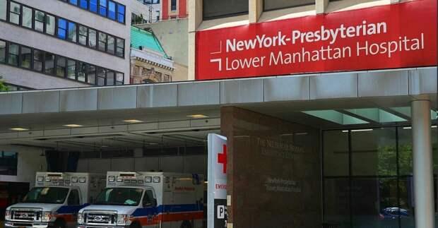 Руководство  нью-йоркской  больницы  приняло  решение  отключать  от  ИВЛ  сторонников  Трампа
