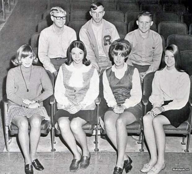 60-е: та самая эпоха мини