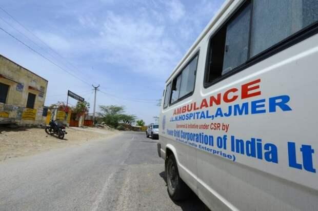 В Индии число заразившихся «черной плесенью» выросло до 31 тыс. человек