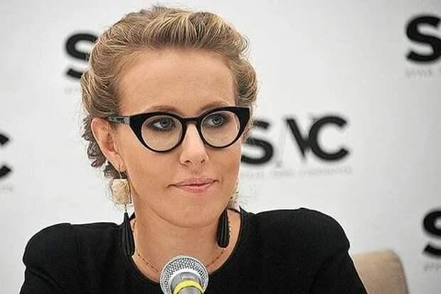 А Ксения Анатольевна, оказывается, потомственная дворянка...:-)