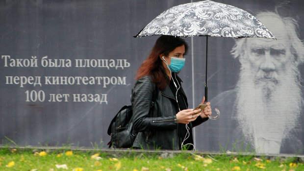 Осень придет в Центральную Россию в середине августа