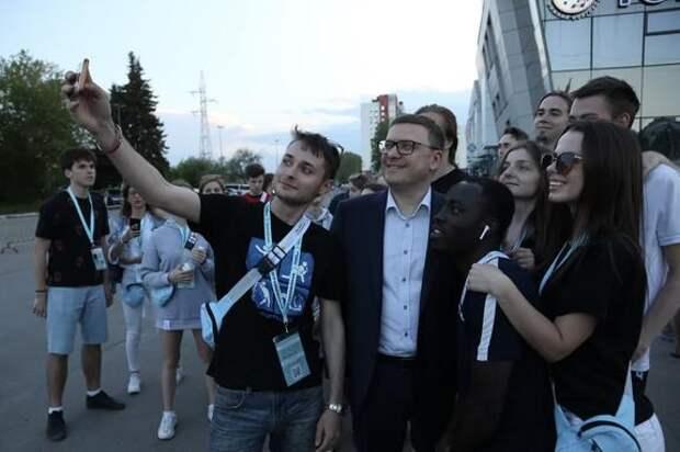 В 2022 году Челябинск примет «Российскую студенческую весну»