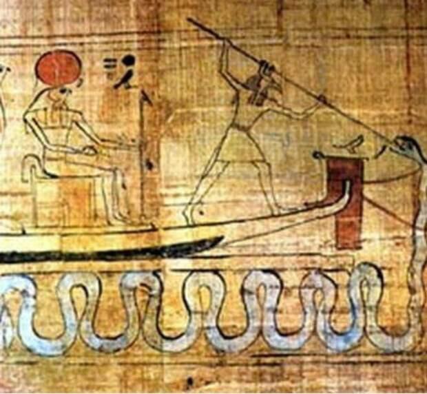 Древние египетские сонники: письма мёртвых из сонного царства