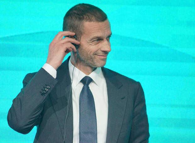 Почему доход УЕФА снизился на 21%, а зарплата президента УЕФА Чеферина выросла до € 2.19 млн?