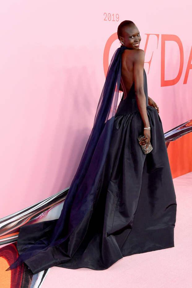Сенсационно: 23 сексуальные супермодели на премии CFDA Fashion Awards (фото 7)