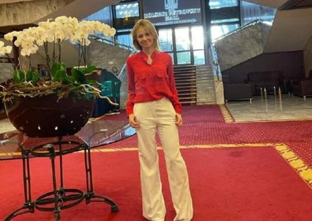 Наталья Поклонская раскритиковала Европарламент за «наплевательское» отношение к России и международному праву