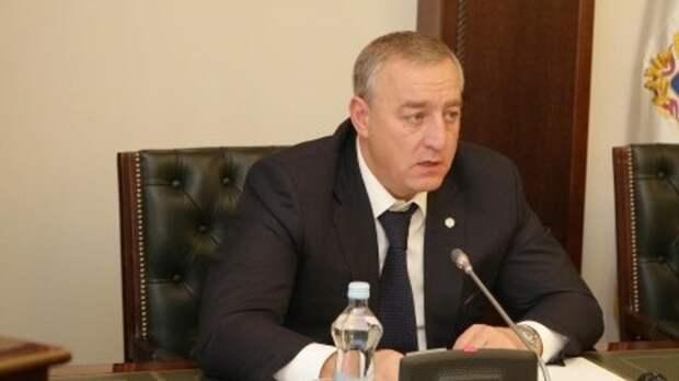 Бывшему мэру Пятигорска намесяц продлили арест