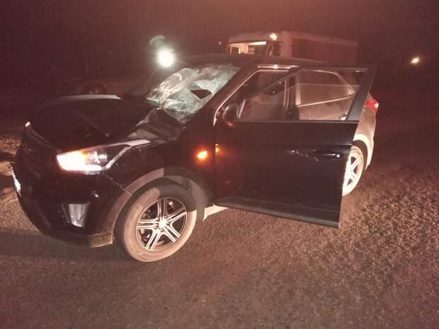 В Уве под колёсами автомобиля погиб пешеход, пересекавший дорогу в неположенном месте