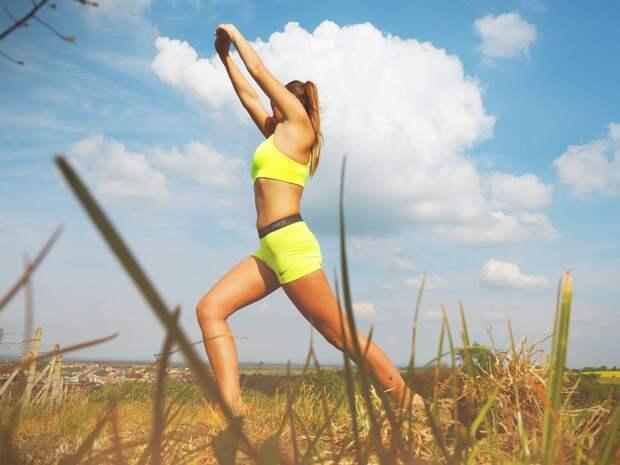 Пять вещей, которые нужно сделать, чтобы прийти в форму к лету