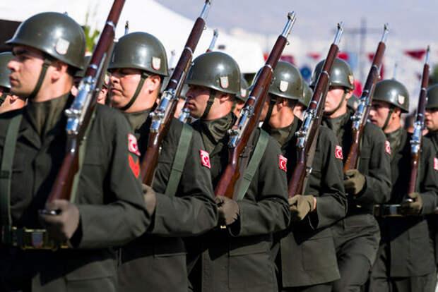 Армия Турции.